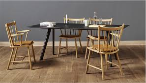 Hay – J41 And J42 Chairs – Design Børge Mogensen, 1940's