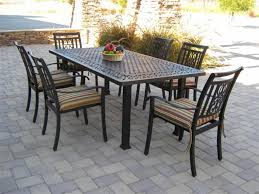 7 Piece Patio Dining Set by Furniture Patio Dining Chairs Lovely Furniture Aluminum Outdoor