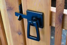 Frontgate Ez Bed by The Modern Gate Latch With Tapered Handle Is A Modern Ring Latch