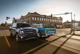 Chevy Honors Truck Centennial With 100-Day Celebration