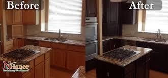 Kitchen Cabinet Refacing Denver by Kitchen Cabinet Refinishing Denver Nhance Cabinet Restoration