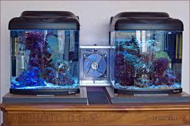 aquarium nano eau de mer systeme de refroidissement pour pico et nano aquarium diy