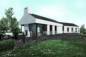 100 Modern Rural Architecture NEST Architects MODERN RURAL DWELLING MULLAGHMORE HOUSE