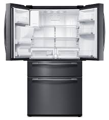 Samsung Counter Depth Refrigerator by Samsung Black Stainless Steel French Door Refrigerator 24 7 Cu