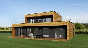maison ossature bois cle en différents projets de construction de maisons écologiques