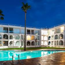 100 Ebano Apartments Select Spa Playa Den Bossa YouTube