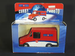 "Curby"" Canada Post Mail Truck 