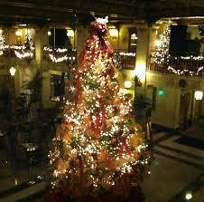 Christmas Tree Elegance Lights Up Spokane