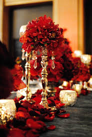 Red And Gold Wedding Decoration Ideas Best 25 Weddings On Pinterest Yellow Dinner