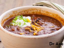 Paleo Pumpkin Chili Slow Cooker by Slow Cooker Bison Chili Recipe Dr Axe