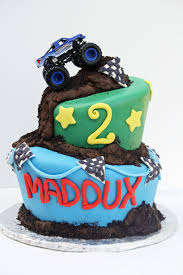 Monster Jam Cake And Smash Cake | Truck Cakes, Monster Trucks And ... Monster Truck Cake With Flames 3 Tier Boys Birthday Design Ideas Of Truck Cake Years Old Sweet Tooth Pinterest 28 Best Decoration More Than Cakes Little Blaze My Projects Giraffe Baby Shower Unique Cakecreated Party Future Cakes Cakecentralcom Grave Digger 54441 Pink Sugar Bak