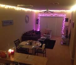 Cute Living Room Ideas For Cheap by Best 25 Dorm Christmas Lights Ideas On Pinterest Christmas