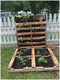 Awesome Pallet Herb Garden Ideas Herbs In Pots Easy Crafts