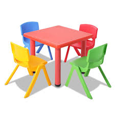 Keezi Kids Table And Chair Set Children Study Desk Furniture Plastic Red 5PC Tot Tutors Playtime 5piece Aqua Kids Plastic Table And Chair Set Labe Wooden Activity Bird Printed White Toddler With Bin For 15 Years Learning Tablekid Pnic Tablecute Bedroom Desk New And Chairs Durable Childrens Asaborake Hlight Naturalprimary Fun In 2019 Bricks Table Study Small Generic 3 Piece Wood Fniture Goplus 5 Pine Children Play Room Natural Hw55008na Nantucket Writing Costway Folding Multicolor Fnitur Delta Disney Princess 3piece Multicolor Elements Greymulti
