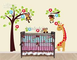 funlife wall sticker ebay room giraffe animal