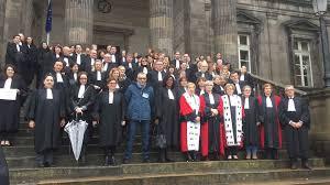 cours de cuisine limoges limoges avocats magistrats greffiers manifestent contre la