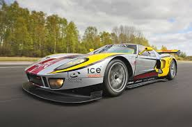 One Of Four Matech Ford GT Race Cars For Sale On EBay - Motor Trend