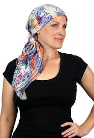 head wrap for cancer patients chemo scarf cotton scarves