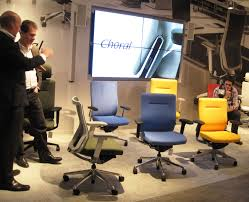 Diffrient World Chair Vs Liberty by The 5 Trends At Neocon