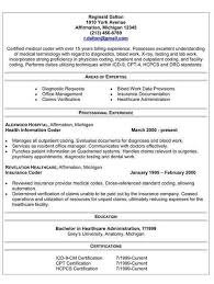 Medical Billing Resume Luxury Job Description And
