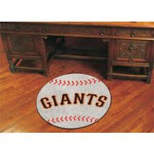 Rug Pads For Hardwood Floors Amazon by Amazon Com Mlb San Francisco Giants Baseball Rug Sports Fan