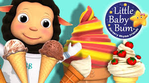 100 Ice Cream Truck Song Lyrics For Children Little Baby Bum Nursery Rhymes For