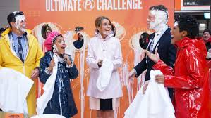 Willie Geist Carson Daly Halloween by Today Show Anchors Get Creamed In Pie Free For All On The Today