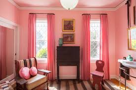 Popular Living Room Colors 2017 by A Look Inside Wattles Mansion U0027s 2017 Design Showcase Curbed La