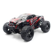 100 Brushless Rc Truck Remo Hobby 1635 SMAX 116 24G 4WD Electric Offroad Monster RC Car RTR Red