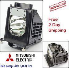 Mitsubishi Model Wd 73640 Lamp by Mitsubishi Replacement Lamp Ebay
