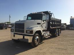 2010 Mack Dump Truck :: Texas Star Truck Sales Pertaining To 10 ...