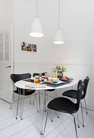 Popular Of Apartment Dining Table With 25 Small Designs For Spaces Inspirationseek