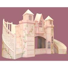 toddler loft bed with slide image of toddler loft bed with