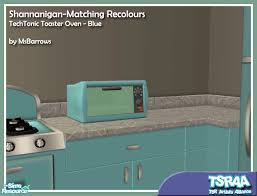 Shanni Match Toaster Oven