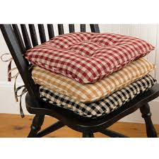 Kitchen Chair Cushions Walmart by Appealing Black And White Kitchen Chair Cushions 18 For Best Desk