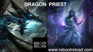 Control Priest Deck 2017 by Hearthstone Laddering With Dragon Priest Msog Standard Reboot