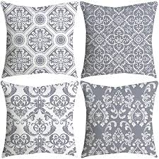 feiliandajj 4pcs kissenbezug kissenhülle kopfkissenbezug home dekoration pillowcase weich sofakissen für wohnzimmer sofa bed 45x45cm h