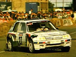 RX GALLERY PEUGEOT 205 T16
