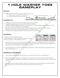 1 Hole Washer Toss Rules & Gameplay By GetOutsideGames.com | Ever ... Backyard Games Book A Cort Sinnes Alan May Deluxe Croquet Set Baden The Rules Of By Sunni Overend Croquet Backyard Sei80com 2017 Crokay 31 Pinterest Pool Noodle Soccer Ball Kids Down Home Inspiration Monster Youtube Garden Summer Parties Let Good Times Roll G209 Series Toysrus 10 Diy For The Whole Family Game Night How To Play Wood Mallets 18 Best And Rose Party Images On