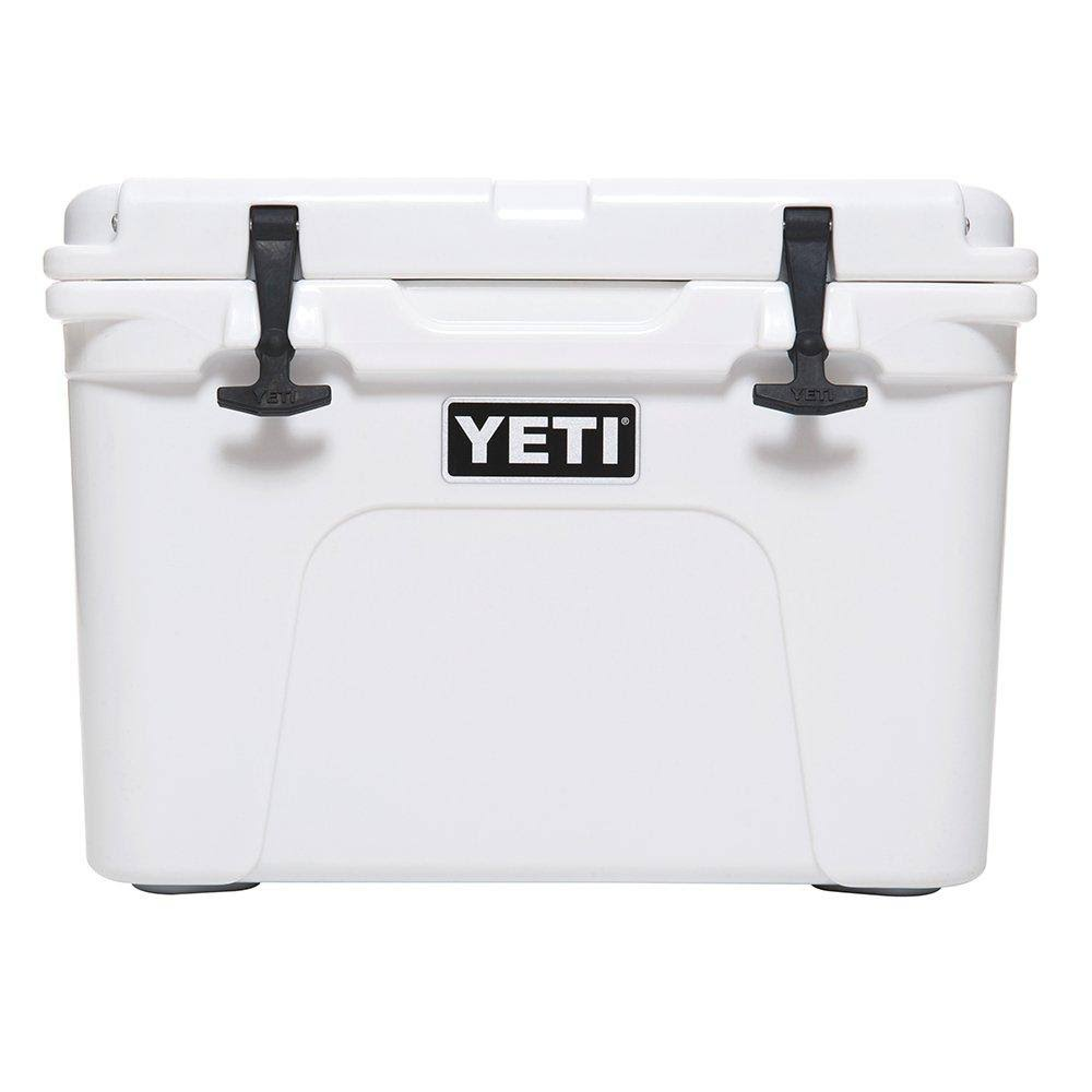 Yeti Tundra Cooler - White, 35 Quart