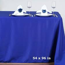 BalsaCircle 54x96-Inch Royal Blue Rectangle Polyester Tablecloth Table  Cover Linens For Wedding Party Events Kitchen Dining Home Decor Spectacular Table Cloth Inspiration As Your Ding Kitchen Tablecloths Factory Coupon Code Sears Promo Code 20 Sainsburys Online Food Shopping Vouchers The Story Of Linen Tablecloth Has Covers Depot Bb Crafts Coupons Codes Proderma Light Coupon Walmart Cheap Whole Stand Up To Cancer Good Home Store Wow Factory 2019 Decorating Cute Ideas With