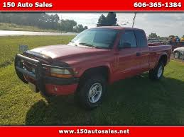 100 Dodge Trucks For Sale In Ky Buy Here Pay Here 1999 Dakota For In Stanford KY 40484