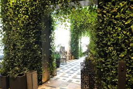 100 Lux Condo SLS LUX Condos Welcome Residents And Visitors With Green Wall