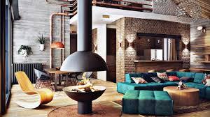 104 Urban Loft Interior Design Breathtaking 48 New Ideas Download