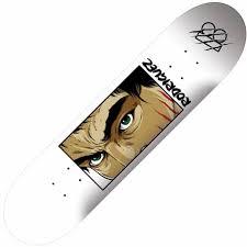 plan b skateboards plan b paul rodriguez fury deck 7 75