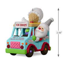 100 The Ice Cream Truck Song Keepsake 2017 Santas Sweet Surprise Light And Music