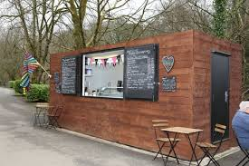 100 Shipping Container Conversions For Sale 20ft Cladded Rural Cafe