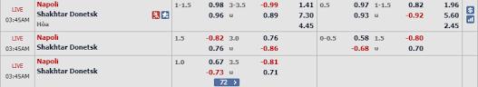tỷ lệ kèo bóng đá trực tiếp hôm nay bảng f cúp c1 casino889