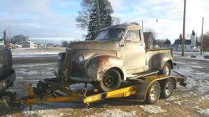 100 1947 Studebaker Truck Dry Stored Beauty Pickup