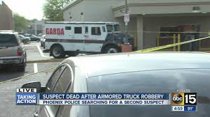 Suspect Dead After Armored Truck Robbery In Phoenix - YouTube Columbus Police Searching For Three Armed Suspects After Brinks Garda Armored Truck Insssrenterprisesco Car Guard Shot In Sacramento Credit Union Robbery Armored Robbed Outside Wells Fargo Inglewood Abc7com Cmpd Vesgating Of West Charlotte Smart Water Anti System Sign On The Back An Armoured Truck Driver Shoots Atmpted Robber In Little Village Worker Fatally Midcity Bank 1922 Us Mint Denver Suspect Dead Phoenix Youtube By Man And Woman East Side Wsyx